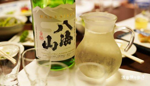 浅草橋駅から徒歩0分!老舗居酒屋「天ぷら 三定」の和食飲み会がオススメ!