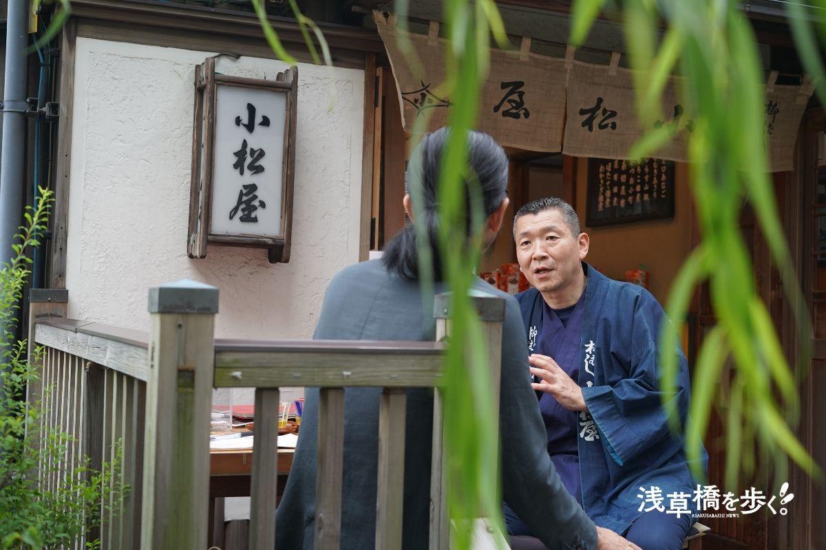 「肩書きがものを言う東京都は違って、大阪は実力主義。それを体で学べたのはいい経験になりました」
