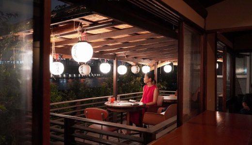 隅田川沿いのテラス席を独り占め、浅草橋ルーサイトカフェ&バー