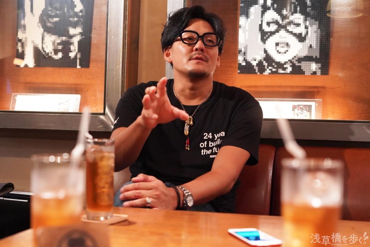 「浅草橋にもう1店舗、クラフトビール×○○○の店をプロデュースしたい」と千葉さんは意欲を燃やす。