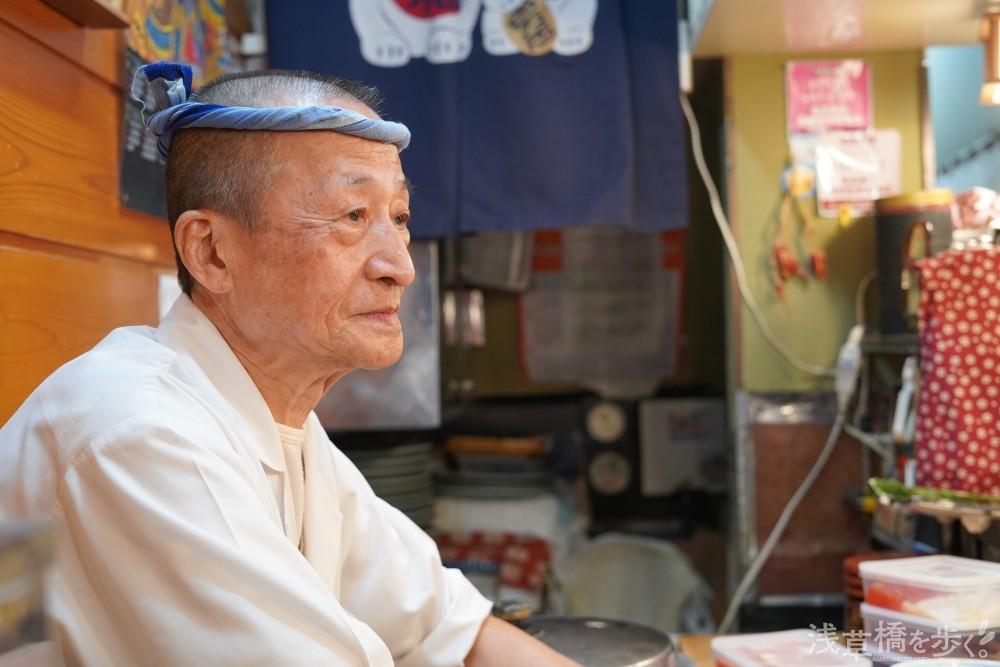 何度も病に伏しながらも、街の人の期待に応え続ける大山さんは、まさに職人の鏡だ。