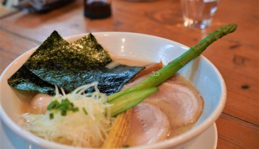 ゴロゴロ具材とシコシコ細麺が絶品白濁スープと絡み合う!ぜひ味わってほしい「ろく月」の特性豚白湯ラーメン