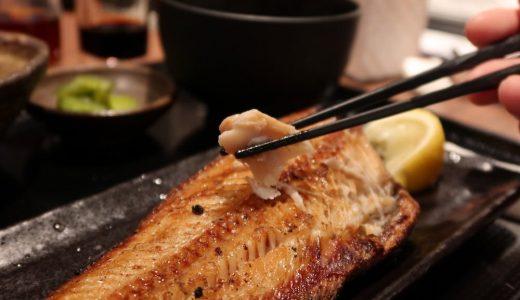 炭火でじっくり焼いたメニューがうれしい!浅草橋から徒歩1分の「炙処 火ノ膳」で絶品干物ランチ