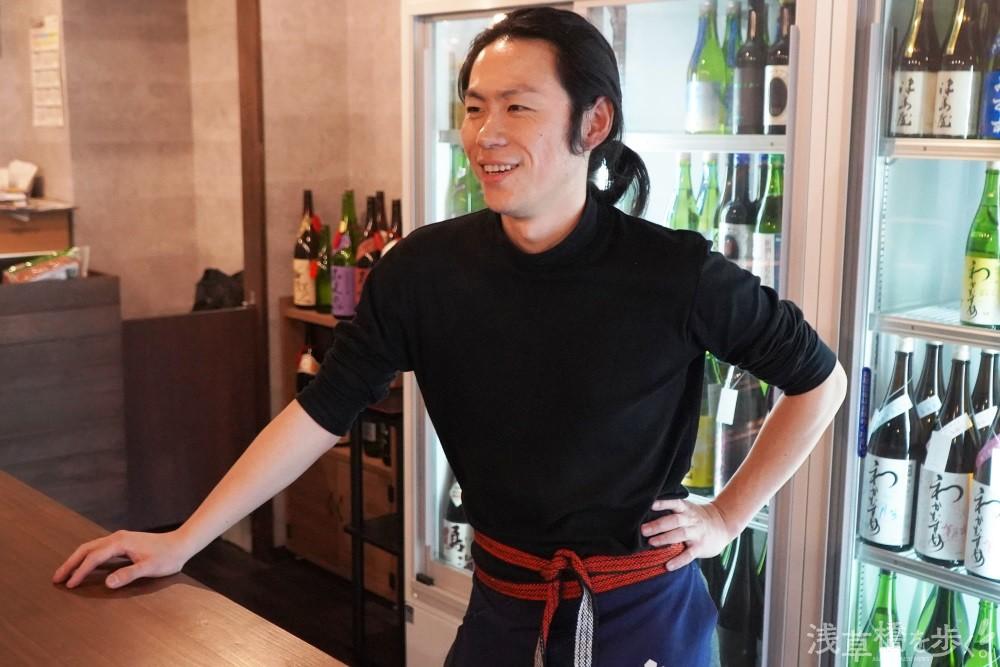 「どの温度帯でも楽しめる食中酒というのが日本酒ならではの魅力です」