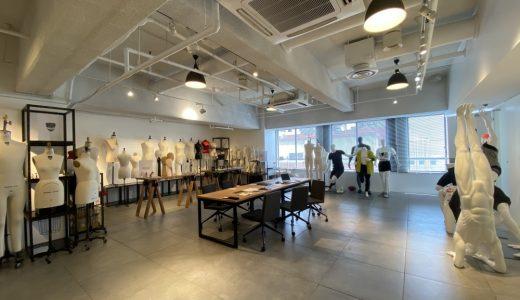 老舗マネキン屋「七彩」のオシャレで楽しいオフィスにおじゃましました。