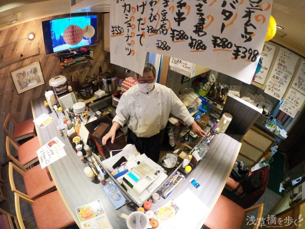 ちなみに親類が営んでいたとんかつ屋「とんかつ ゆたか」は現在、浅草で営業しており。ミシュランガイドで2年連続ビブグルマンを獲得した。