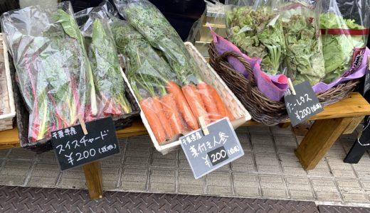 「ベジラボ浅草橋」で旬な野菜を美味しく食べよう!青空マルシェの安全で美味しい野菜が浅草橋にやってきた!