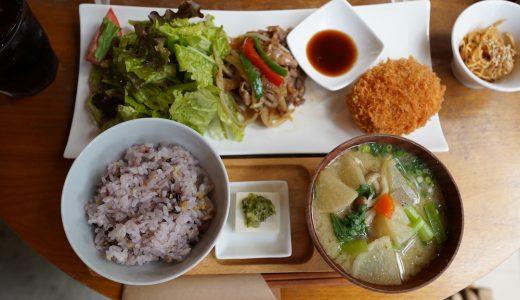 昼と夜で別の顔!「Uchinomi-dining SO」の栄養満点ランチはおいしくてホッとするお味