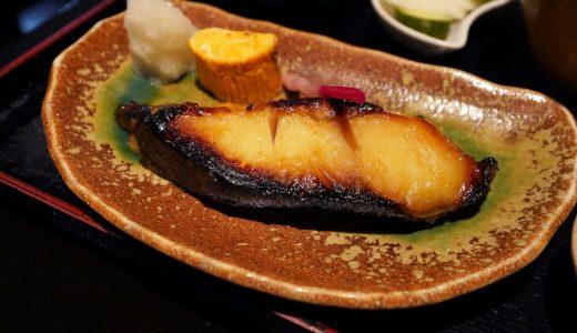 【こだわり和食に舌鼓】柳橋「月の井」で格別なお昼ごはんをいただきます!
